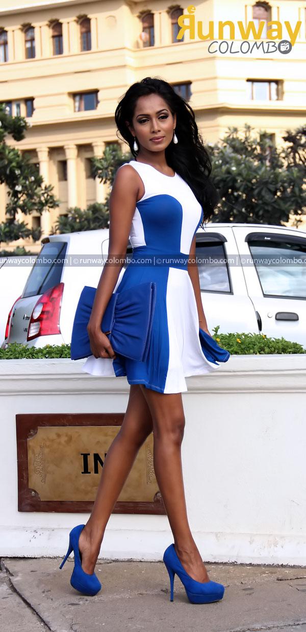 Madusha Mayadunne - Miss International 2012 (2RU) , Miss International Sri Lanka 2012, Miss Sri Lanka 2012