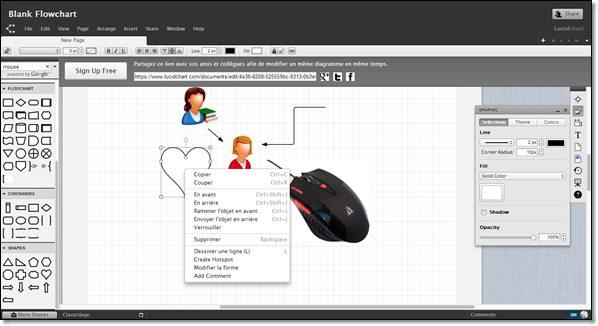 13 logiciels en ligne pour faire des diagrammes gratuitement
