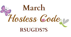 MARCH HOSTESS CODE