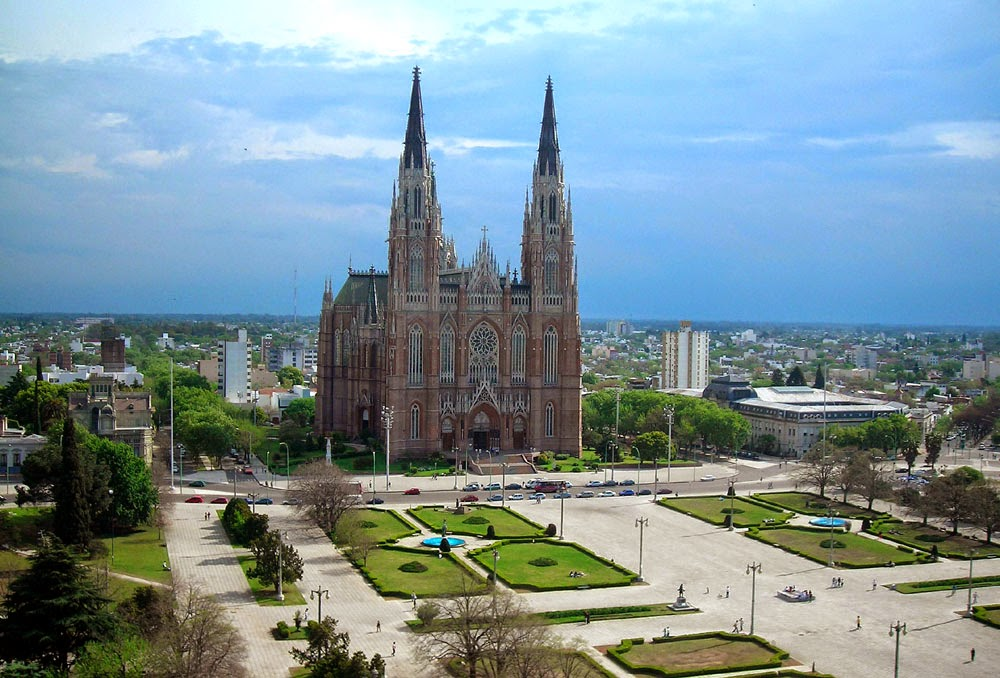 Fotos De La Plata Argentina Cidades Em Fotos
