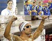 . este fin de semana en el Campeonato Suramericano de Deportes Acuáticos .