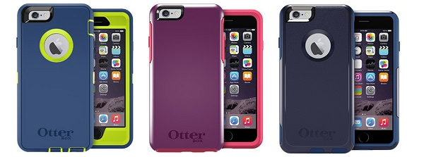 OtterBox iPhone 6 and iPhone 6 Plus cases