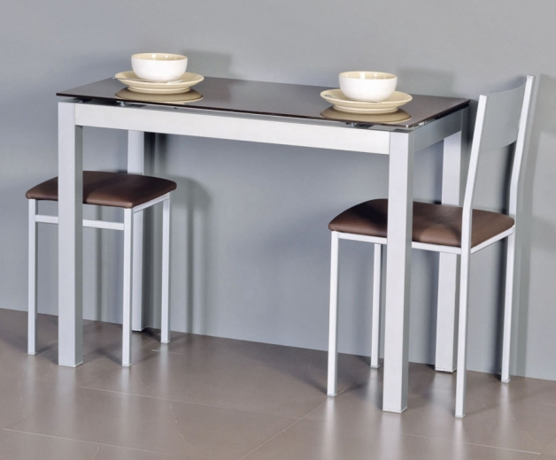 Mesa De Cristal Cocina - Decoración Del Hogar - Prosalo.com