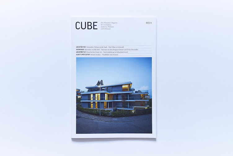 Cube 3/14 München Titel h4a Architekten