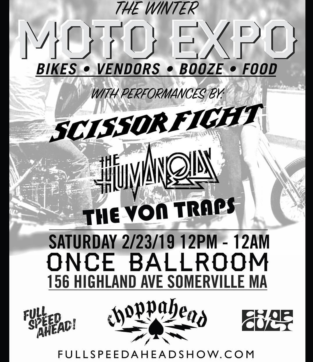 The Winter Moto Expo