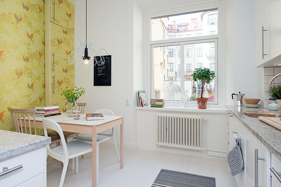 Decoración nórdica - apartamento alegre - homepersonalshopper