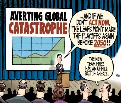 Moudakis: Toronto aspirations.