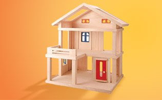 MyHabit: Save Up to 60% off Dollhouses + Decor by Plan Toys: What could be sweeter than a classic dollhouse?