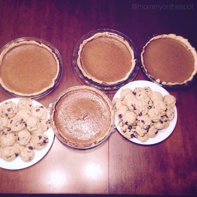 mommy on the spot erin janda rawlings thanksgiving eve pies