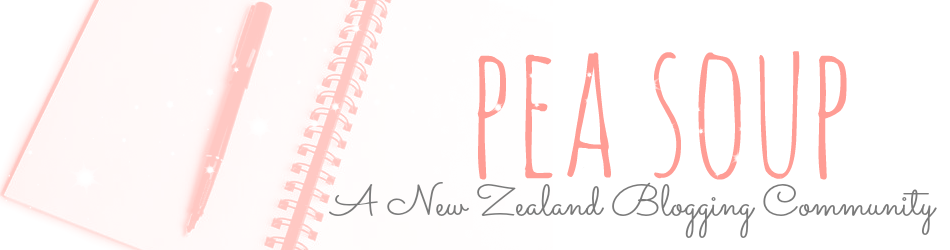 Pea Soup - A New Zealand Blogging Community