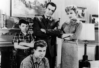 June Cleaver the disciplinarian