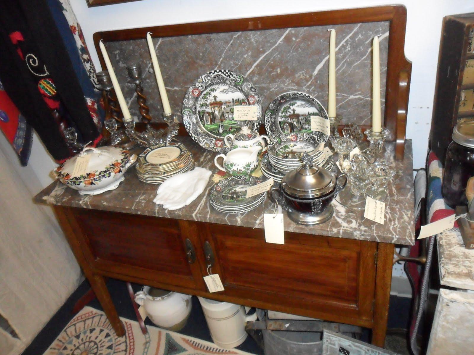 Antique Buffet..