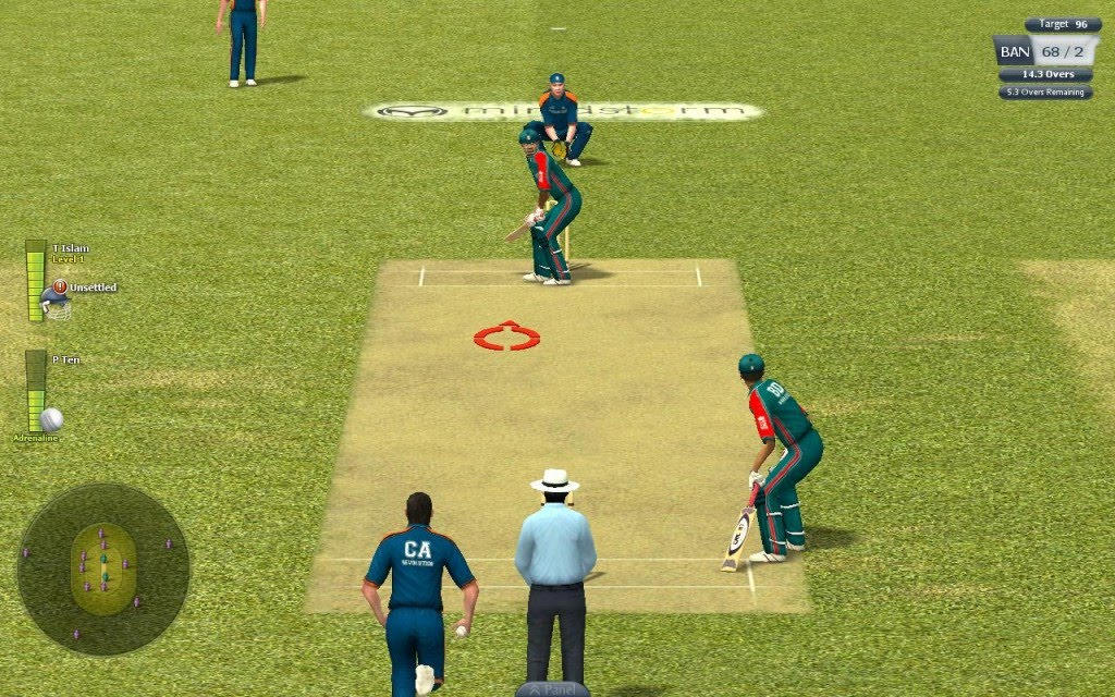 free game  cricket 2010 full version