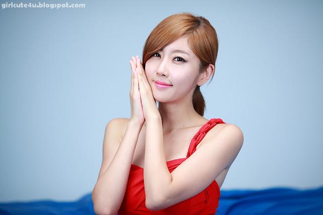 2 Choi Byeol Yee-Hot Red-very cute asian girl-girlcute4u.blogspot.com