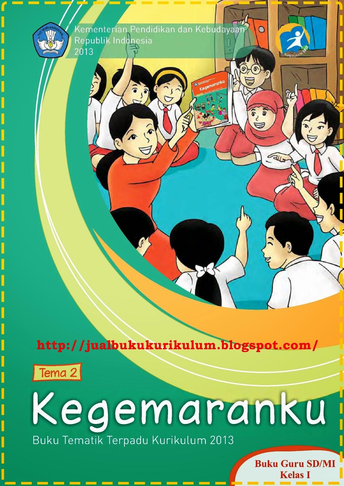 rpp kurikulum 2013 kelas 1 sd pdf