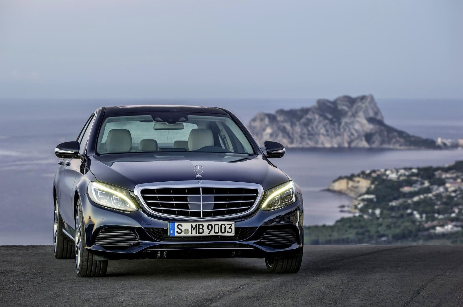 Mercedes-Benz C-Class HD Wallpaper