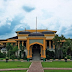 The beauty of the Palace Maimoon - Medan North Sumatra