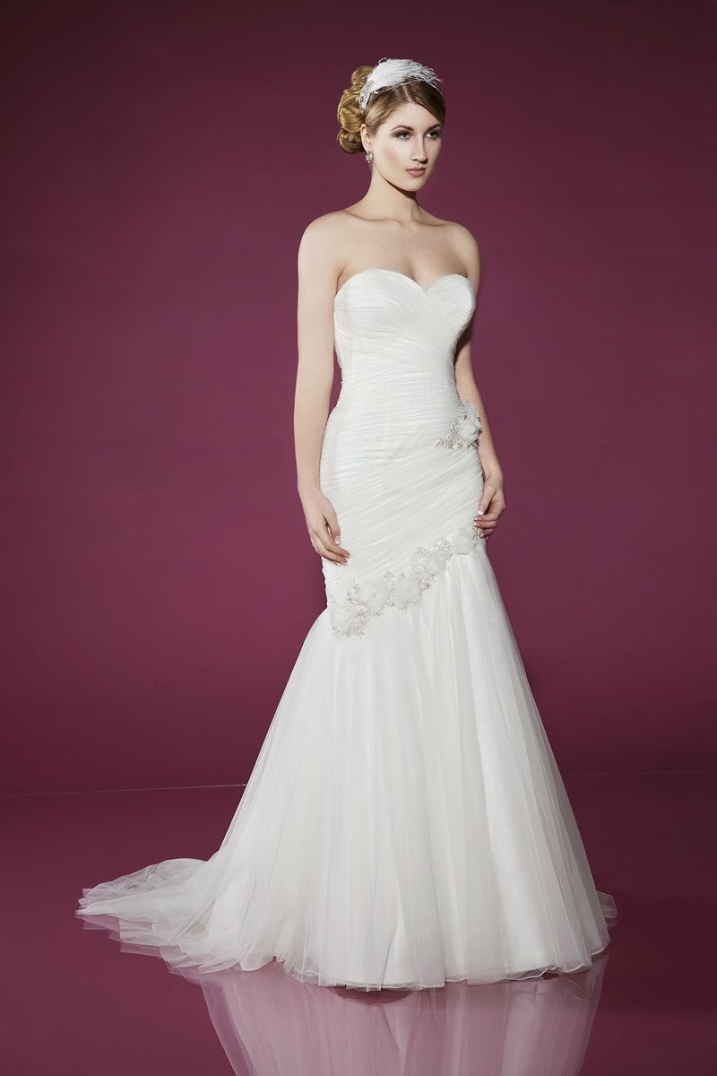 Benjamin Roberts 2014 Spring Bridal Collection