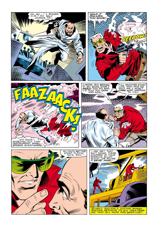 Captain America (1968) Issue #304 #232 - English 10