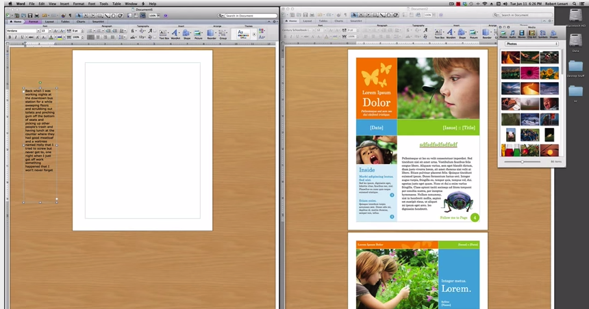 Two Excellent Tutorials on How to Create A Newsletter for Your Classroom