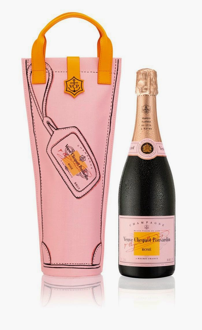 champagne design packaging merchandising mktg bollicine rosè francia colore maison