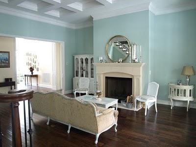aqua paint colorsBeachnut Lane Deciding between Sherwin Williams Rainwashed and