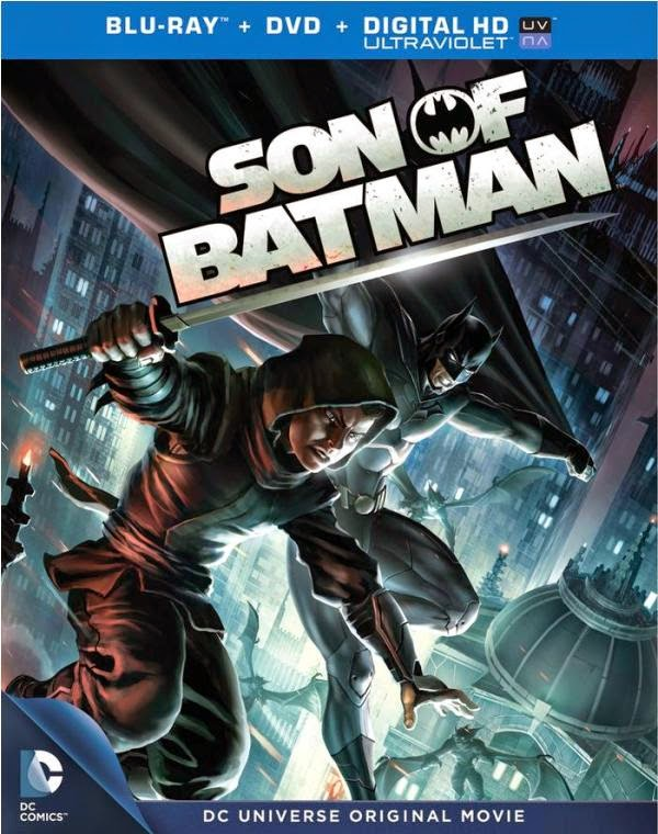 Son of Batman 2014 BRRip 480p ESub 300mb