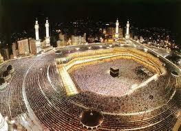 Temuan Ilmiah : Mekkah Adalah Pusat Dunia