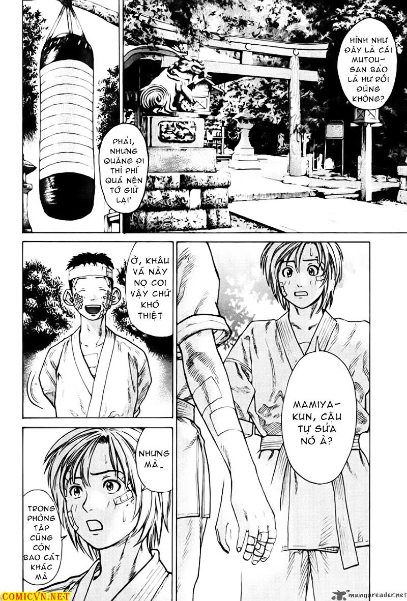 Karate Shoukoushi Kohinata Minoru chap 14 Trang 18