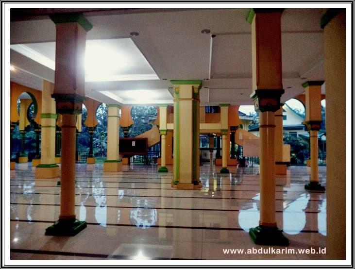 Mesjid Al-Osmani Medan Labuhan