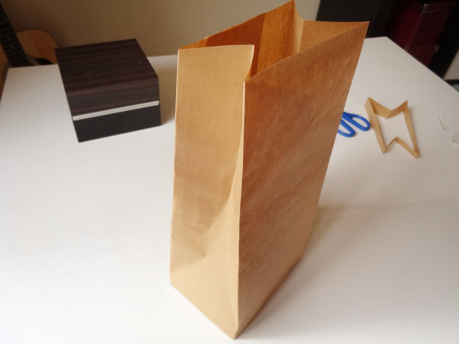 Mi papel preferido bolsas regalo de papel taller - Hacer bolsas de papel en casa ...