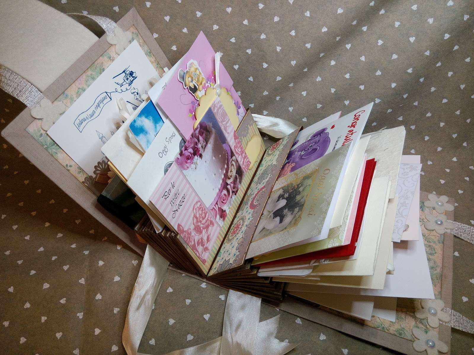 Auguri Matrimonio Non Banali : Creazioni by la rossa borsa scrap porta biglietti di