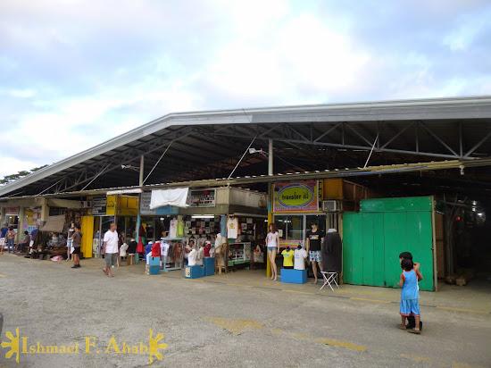 LRC Market Mall in Puerto Princesa, Palawan