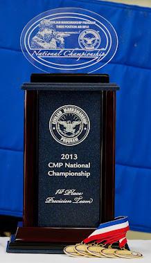 1st Place Trophy - CMP 3PAR