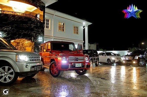 Welcome To Ladun Liadi 39 S Blog Photos Is Kcee S House The