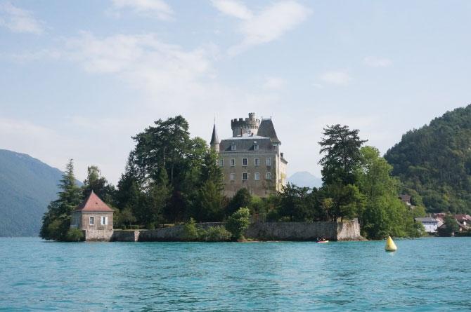 Château de Duingt à Annecy