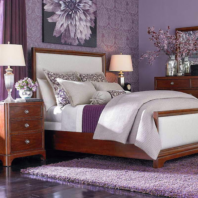 Purple Bedroom Ideas for Teenage Girls