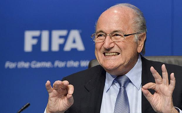 """I Haven't Resigned As FIFA President"" Says Sepp Blatter"