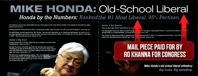 Has Ro Khannau0027s Disgraceful Campaign Against Mike Honda Finally Flamed Out?