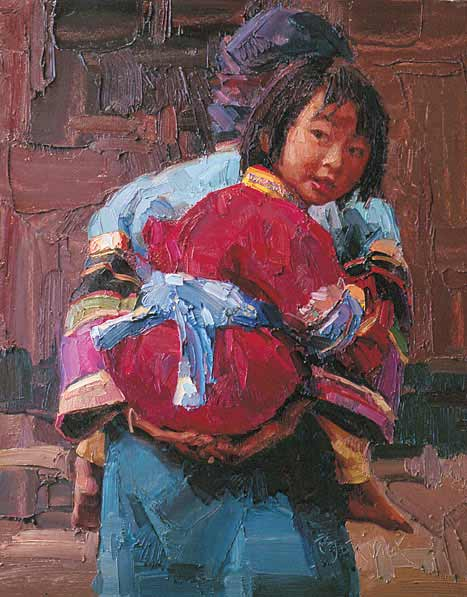 Scott Burdick Paintings Seen On www.coolpicturegallery.us