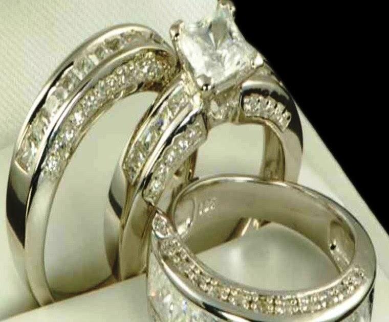 Wedding Ring Jewellery Diamonds