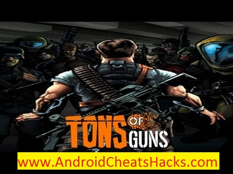 Tons of Guns cheats ios