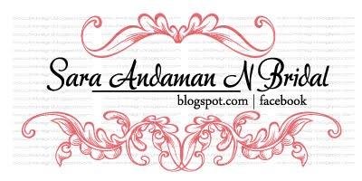 Sara Andaman N Bridal