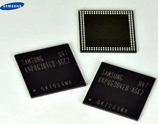 Samsung Galaxy S5 will be the first to use a Samsung's new LPDDR4 RAM