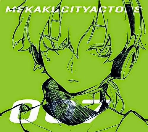 MEKAKUCITY ACTORS Vol.7 Konoha no Sekai Jijou / Jin ft. Nanou - Download