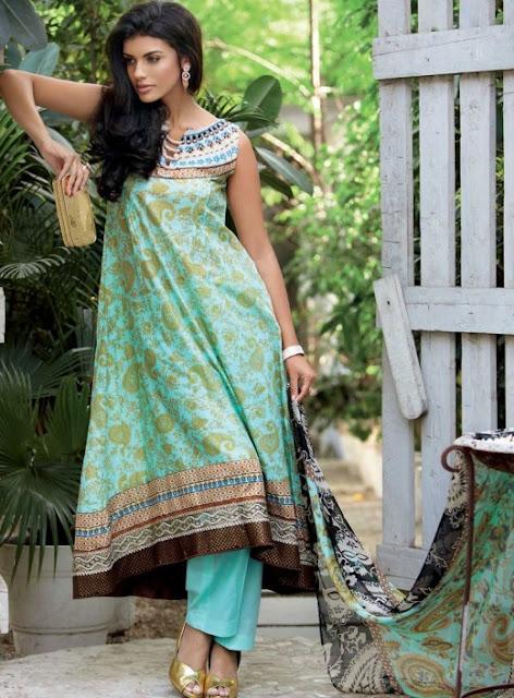 Gul Ahmed Designer Dresses
