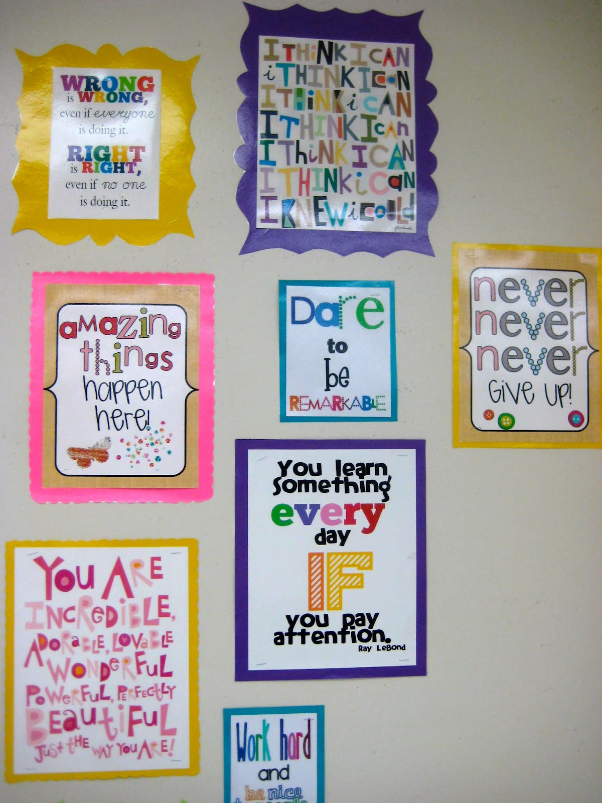 Good Quotes For The Classroom