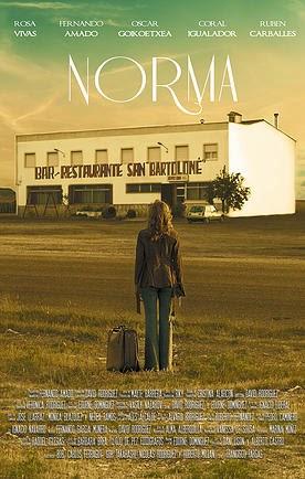 Norma, un cortometraje de David Rodríguez