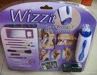 Pencabut Bulu Wanita Wizz it Removal Hair