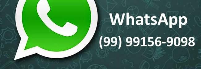 Faça sua denúncia através do WhatsApp